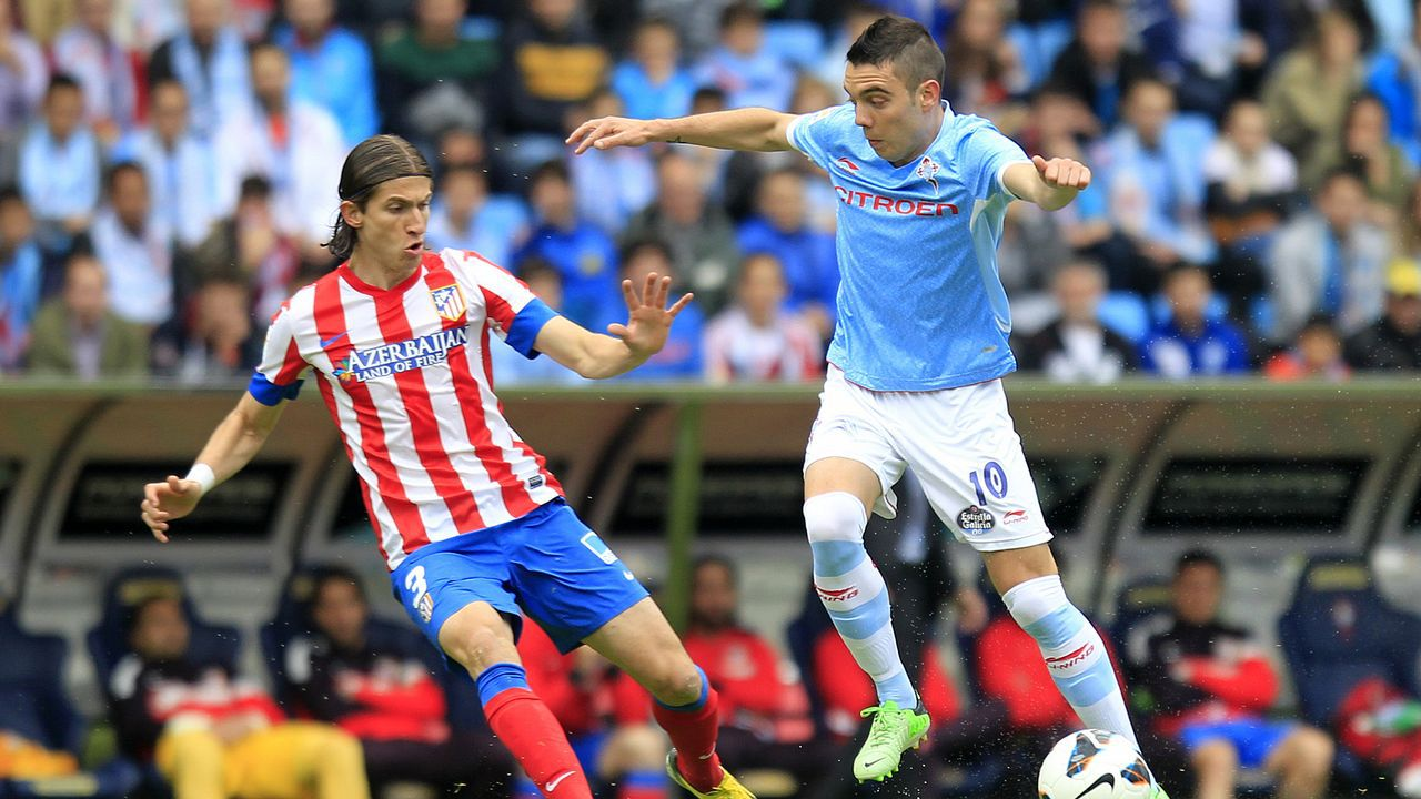 150 - Celta-Atlético (1-3) el 8 de mayo del 2013