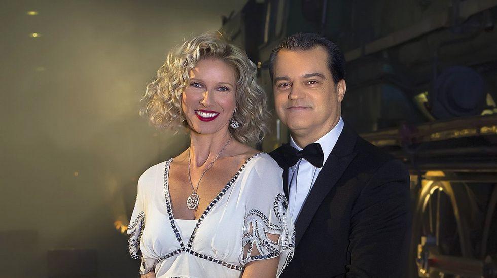 Anne Igartiburu presentará las campanadas en TVE.