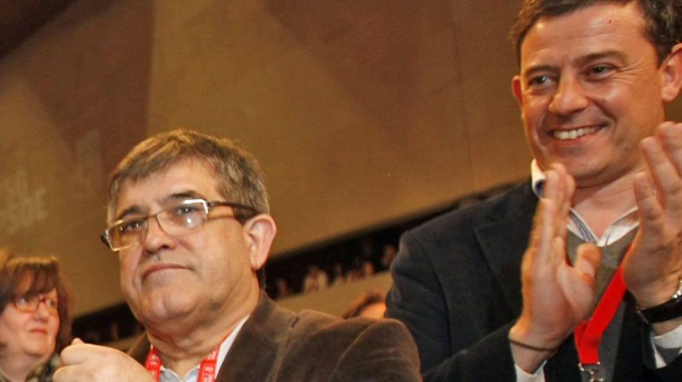 Modesto Pose y Besteiro en el 2012
