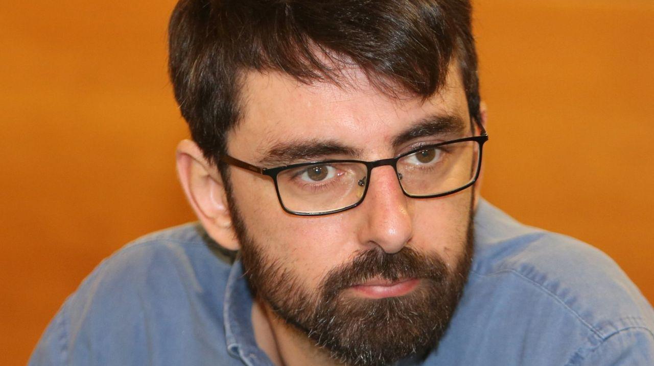 Marcos Cal, que apoyó a Errejón, es el sexto en la lista de Gómez-Reino