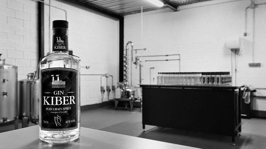 Gin Kiber