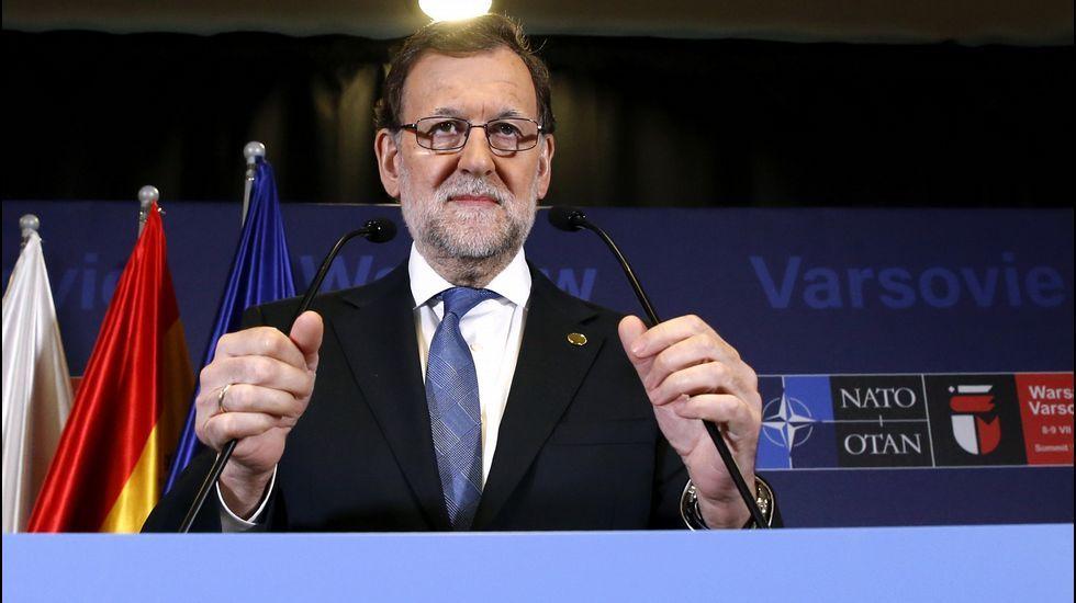 Rajoy: «Repetir elecciones sería un disparate»