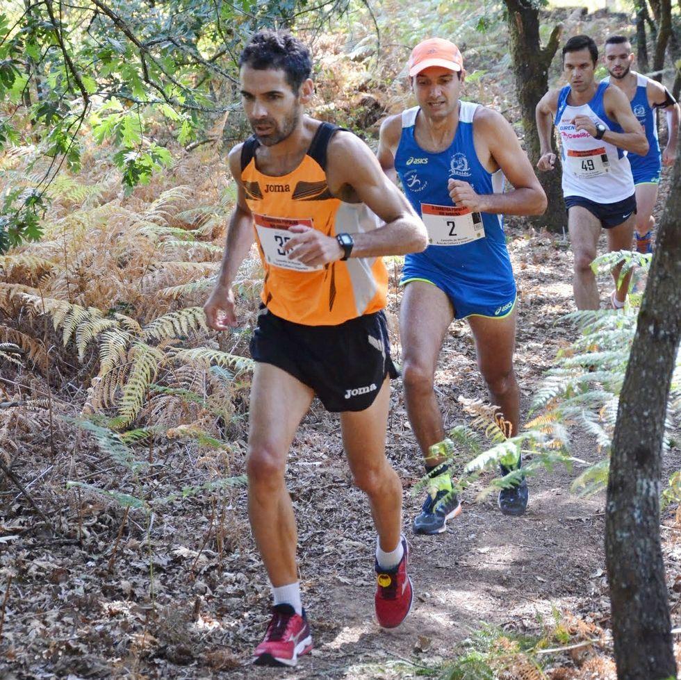 .El atleta dezano Richi se proclamó campeón absoluto en Maside.