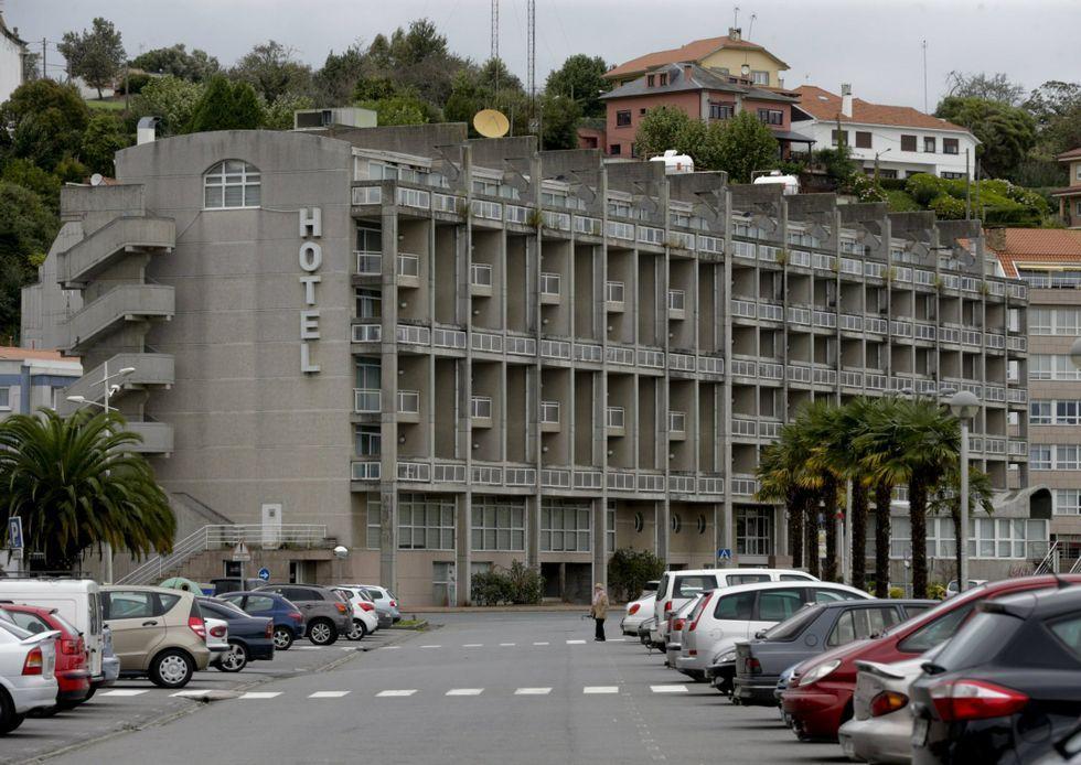 La subasta del hotel se suspendió en el mes de mayo.