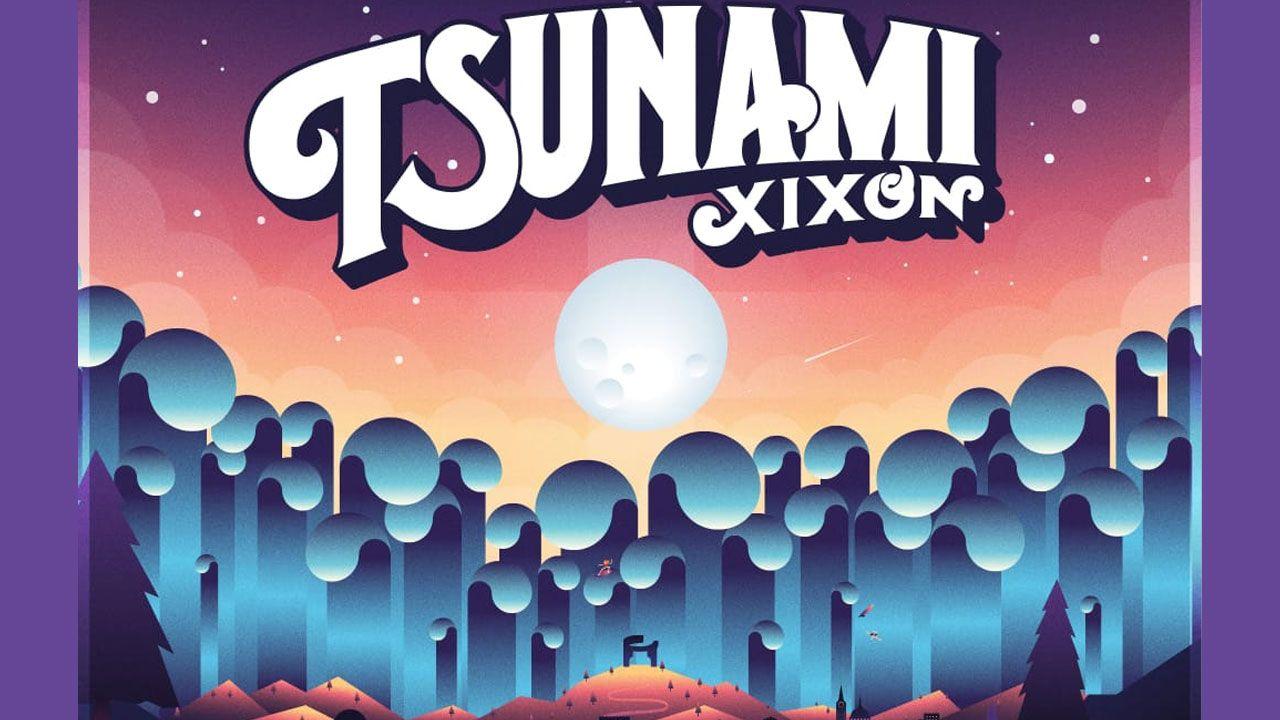 Cartel de Tsunami Xixón 2019