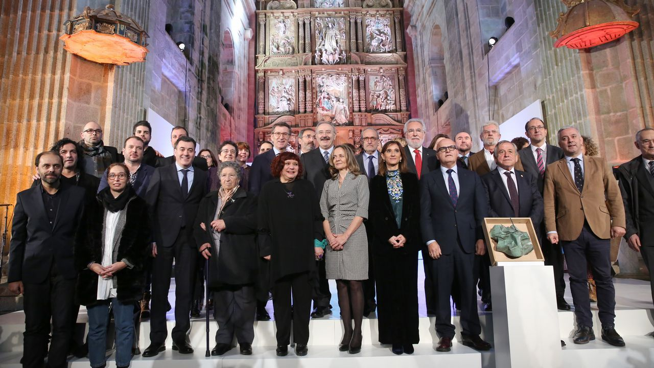 A festa ca cultura galega