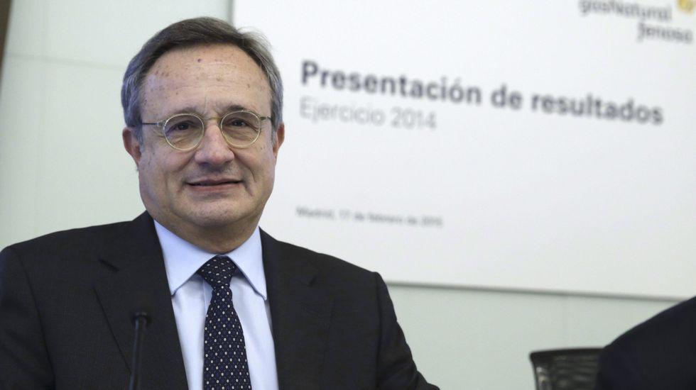 GAS NATURAL FENOSA. Salvador Gabarró, con 81, preside la eléctrica desde el 2004 y continuará otros tres años más. El consejero delegado de la empresa, Rafael Villaseca, con 64, es el sucesor.
