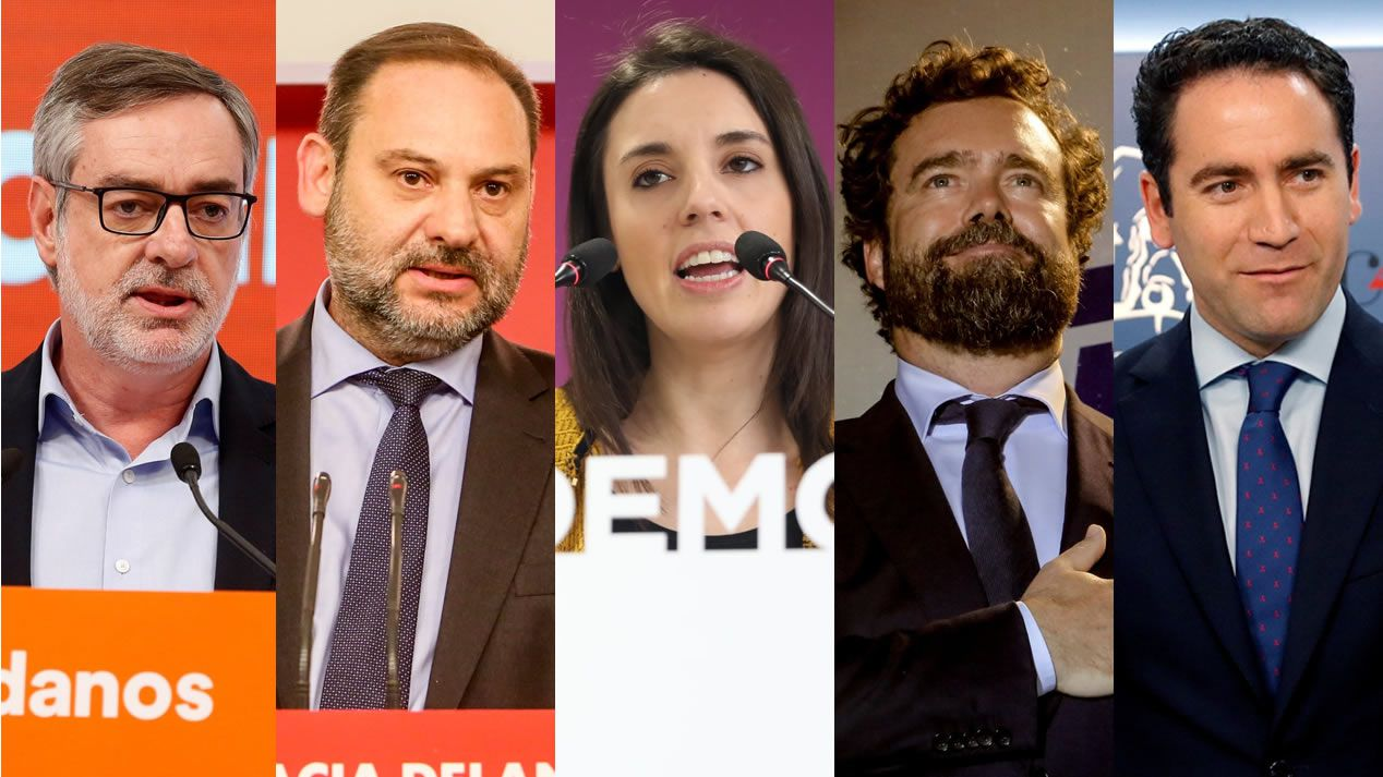 racismo, xenofobia.El portavoz de Vox en el Congreso, Iván Espinosa de los Monteros