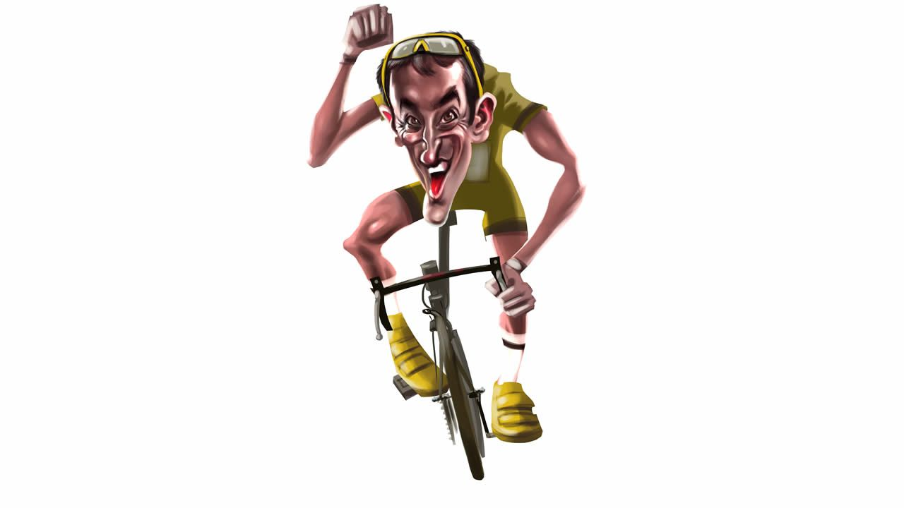 El Gran Fondo Ézaro de más nivel ¡compruébalo en imágenes!.El ciclista Gustavo César Veloso