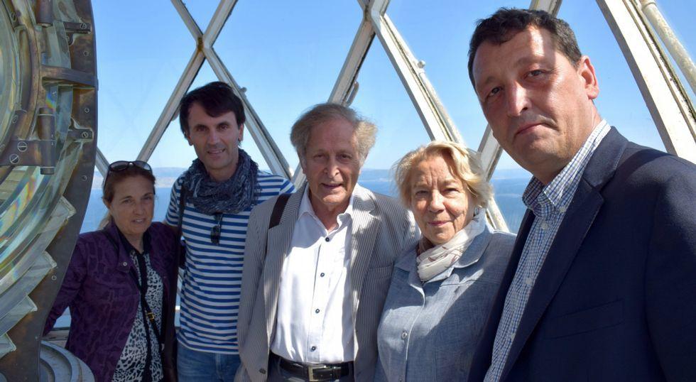 Compañeros de la promoción de la mili del 65 celebraron su 50 aniversario en la comarca.