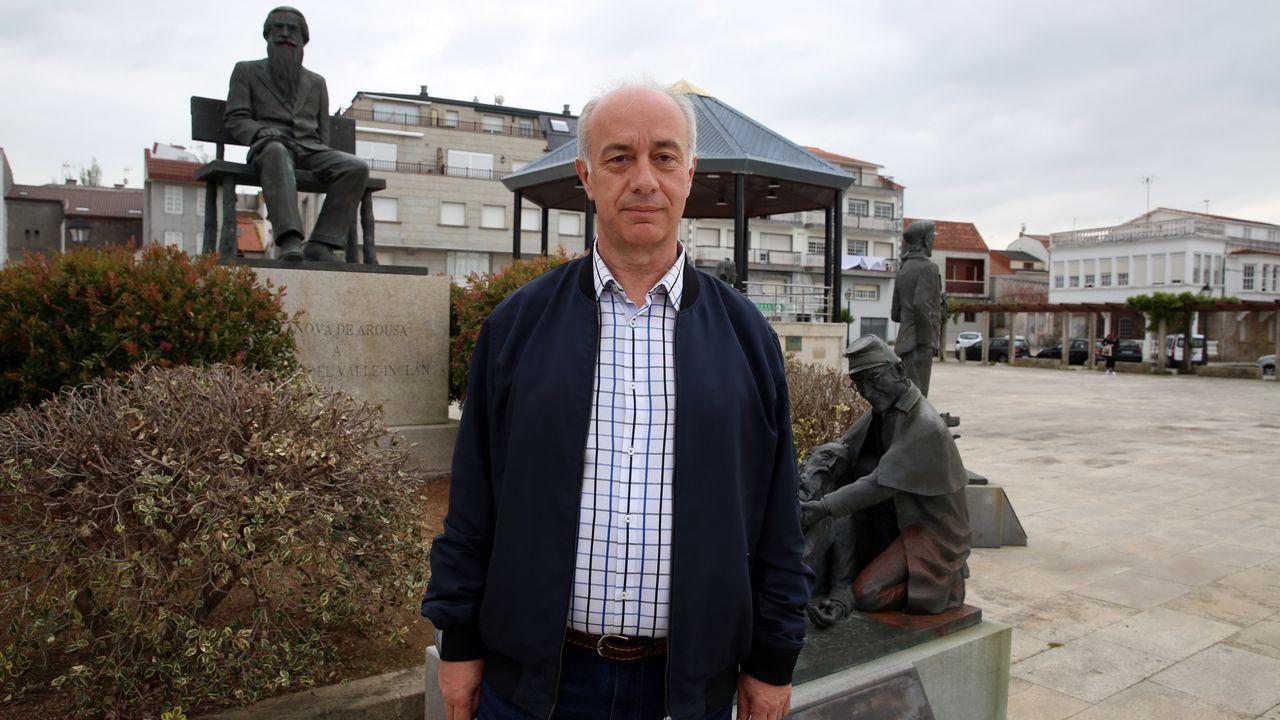 Y los vascos hicieron realidad la Ámsterdam española en Vitoria.Arturo Pérez de Lucia, director General de AEDIVE