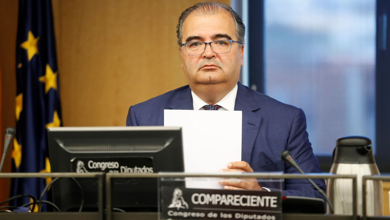 .El expresidente del Banco Popular, Ángel Ron