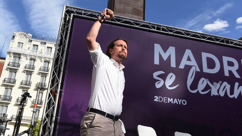 Cifuentes: «El tiempo de los corruptos ha llegado a su fin en la Comunidad de Madrid»