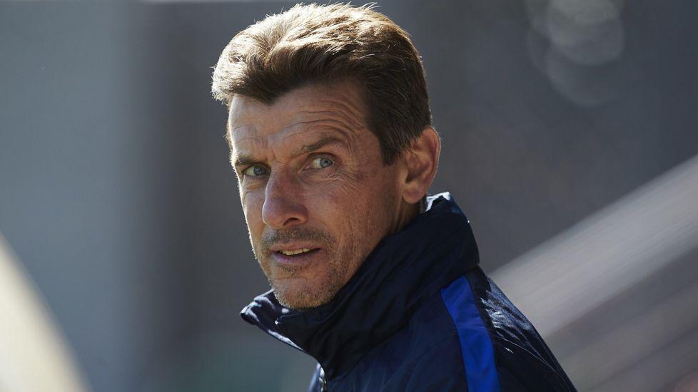 Valverde, nuevo técnico del Barcelona
