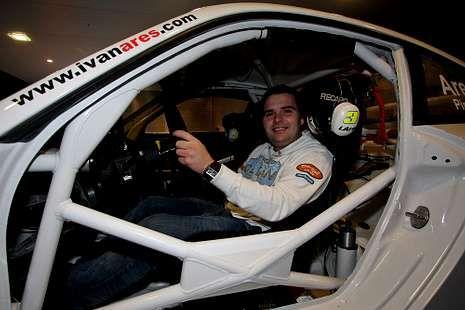 .Iván Ares parte como uno de los favoritos en el Slalom de Touro