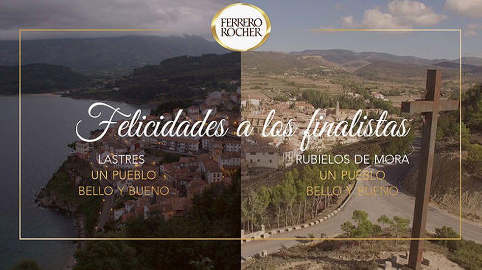 Lastres y Rubielos de Mora, finalistas del programa de Divinity