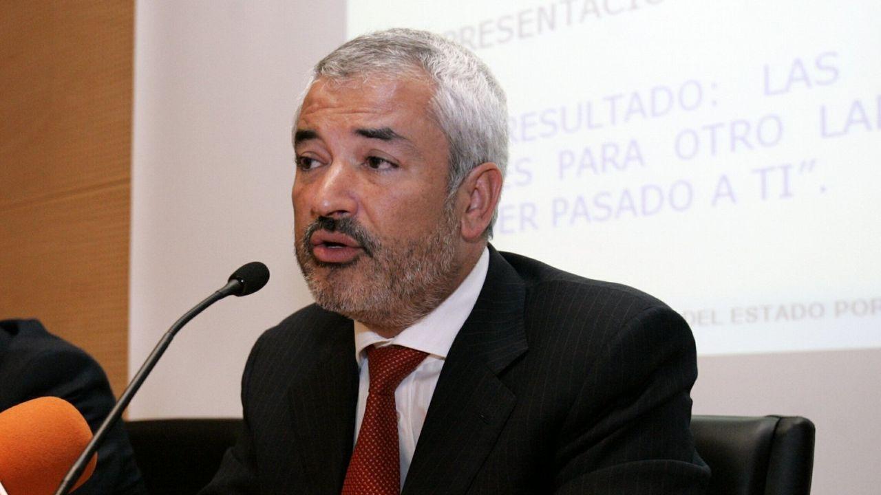 | EFE.Luis Pineda en una imagen de archivo