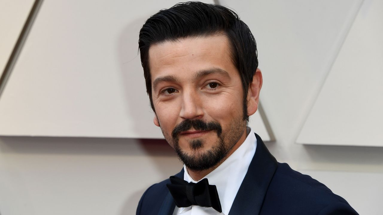 El actor mexicano Diego de Luna