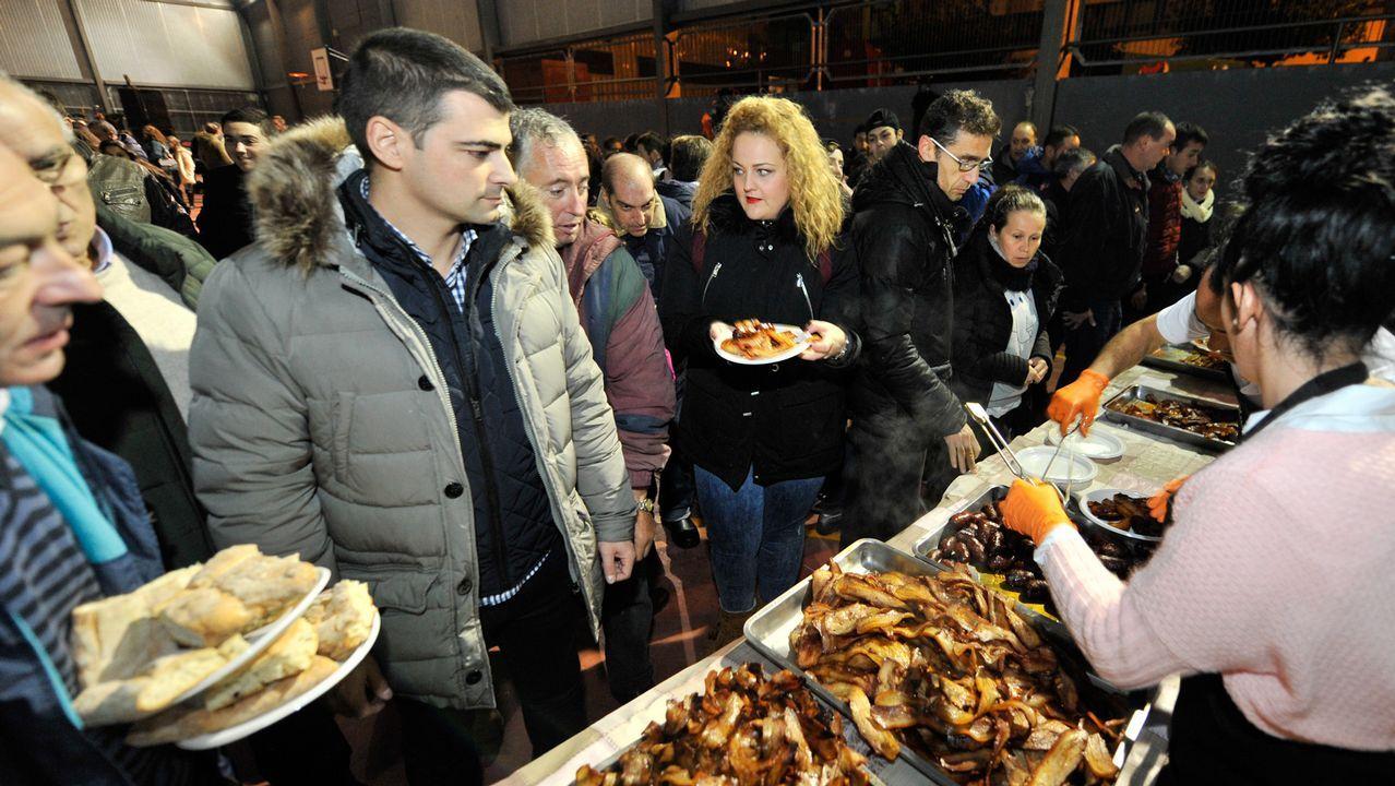 Rotundo éxito de público de la feria «gourmet» Etiqueta Negra