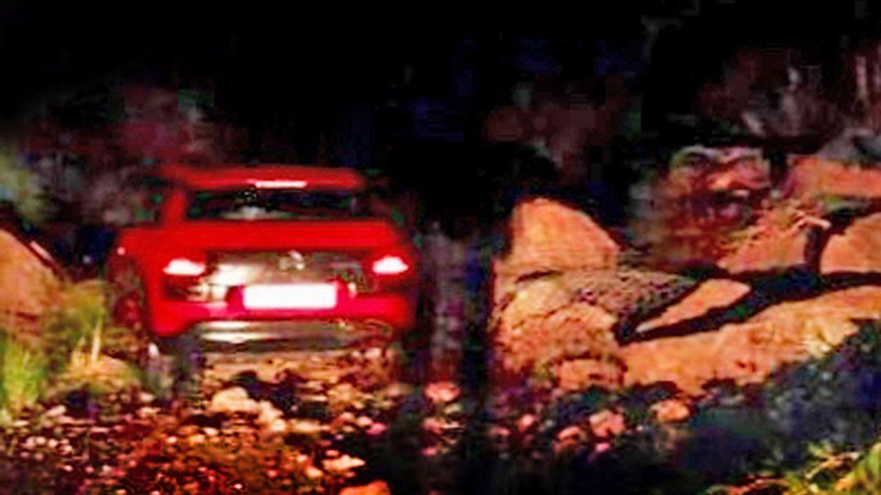El corredor de O Morrazo se adapta tras el último derrumbe