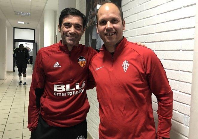Marcelino y José Alberto