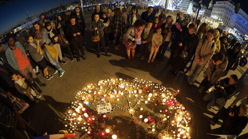 Pakistan también homenajeo a las víctimas