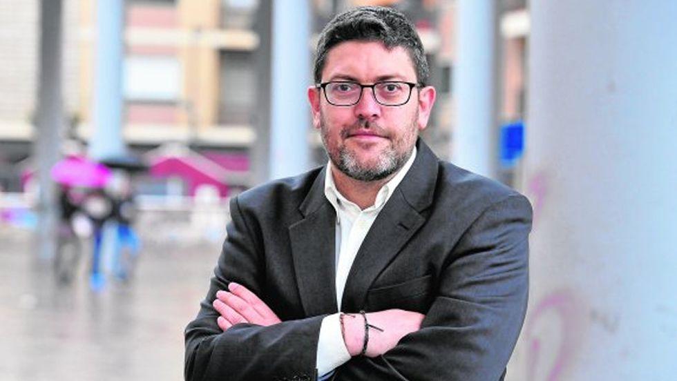 Javier Fernández preside un consejo de Gobierno del Principado.Miguel Sánchez, portavoz de Ciudadanos en Murcia