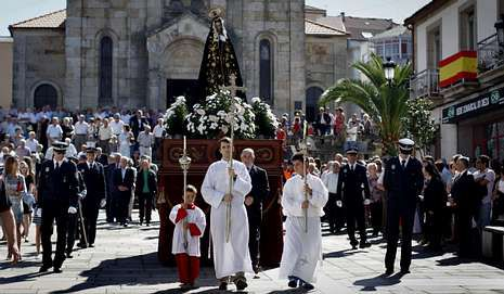 Lalín mantiene lunes y martes de As Dores como festivos.