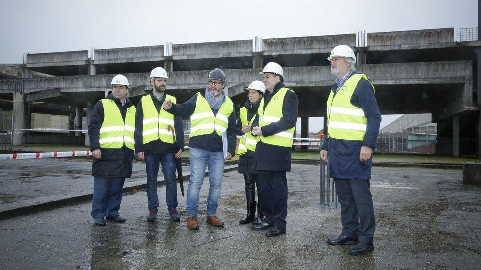 Así será el nuevo edificio del Gaiás.La planta demostración fue construida en las inmediaciones de Modultec (empresa que pertenece al Grupo IMASA), ubicada a las afueras de Gijón