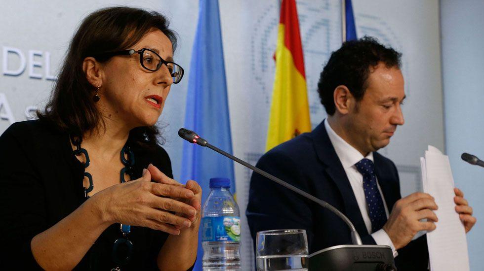 .Belén Fernández y Guillermo Martínez