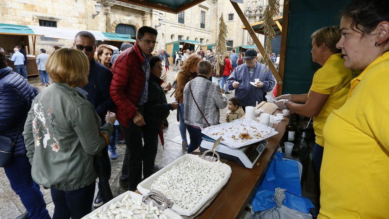 Nueva campaña de promoción de la merluza del pincho de Burela