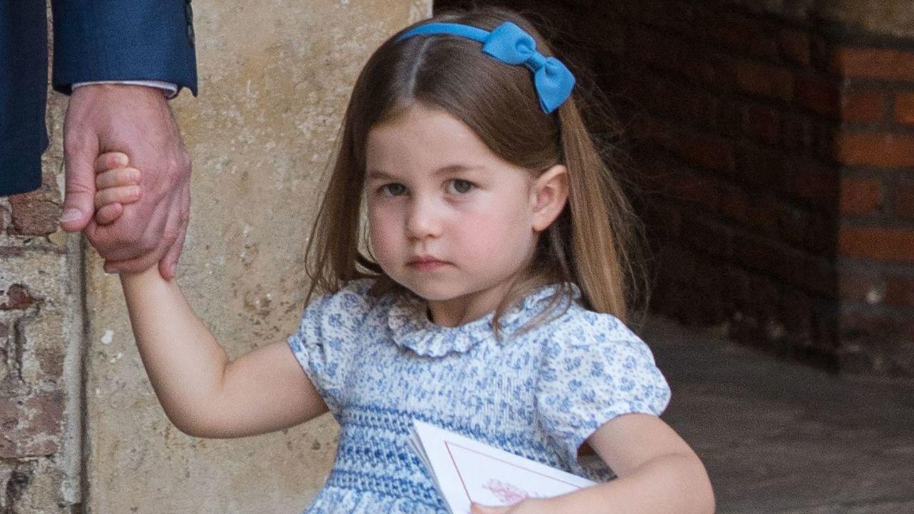 Por qué la princesa Charlotte parece que lleva siempre el mismo vestido.La princesa Eugenia de York se casa el próximo 12 de octubre