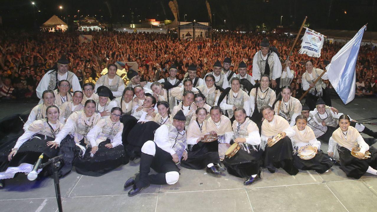 Las mejores imágenes del Mundo Celta.Kiss en concierto cerca de Lisboa, el 10 de julio