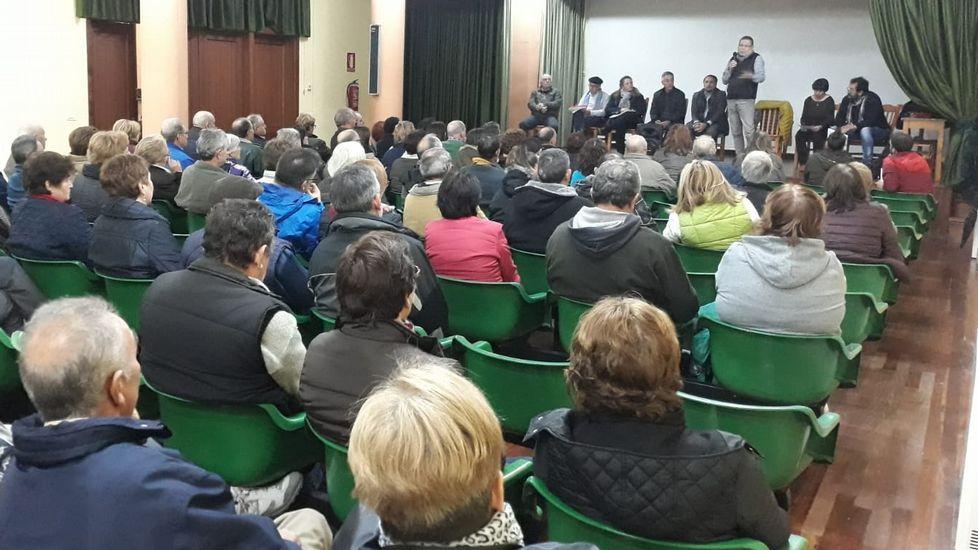 Maximino Alonso es el presidente de la asamblea comarcal de Cruz Roja en Valdeorras