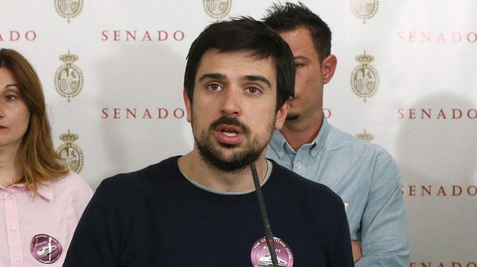 ¿Está el Gobierno de España preparado para un apocalipsis zombi?.Ramón Espinar, de Unidos Podemos