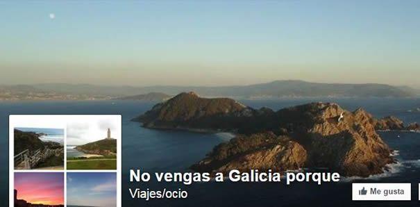 No vengas a Galicia