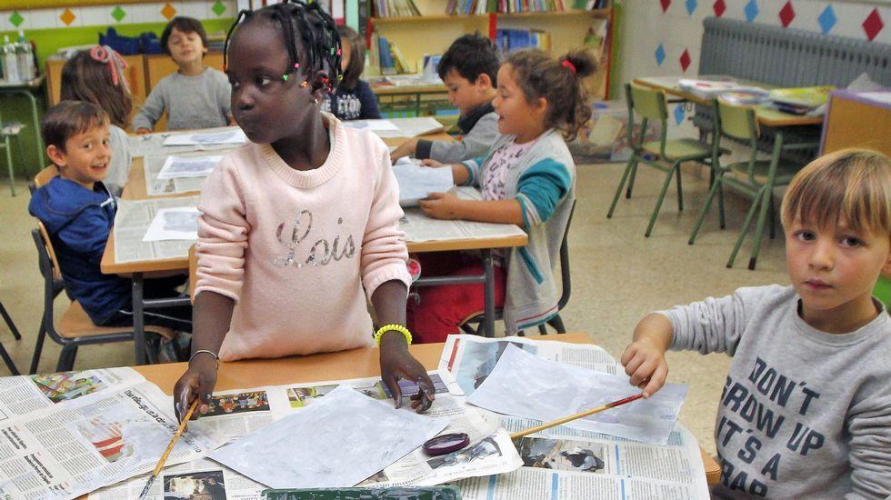 Todas las imágenes del Concurso de Baristas de Foz.Pintar as noticias (a partir delas) é unha posible actividade para traballar a noticia na aula