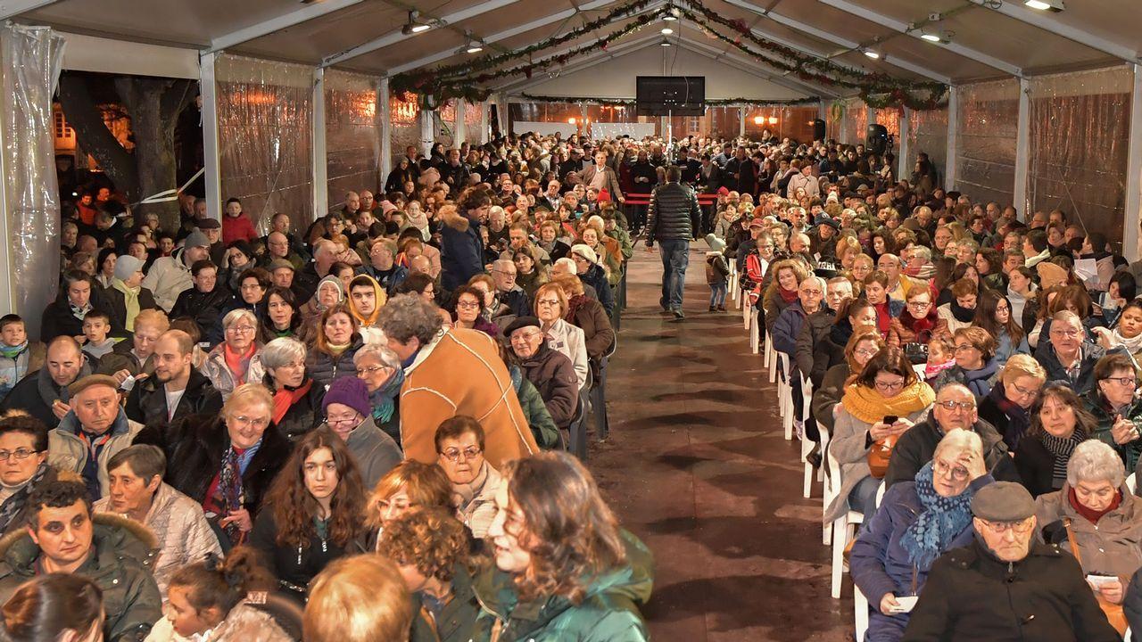 La moda ovetense, con estilo propio.Panel instalado en el Lions International Festival of Creativity de Cannes
