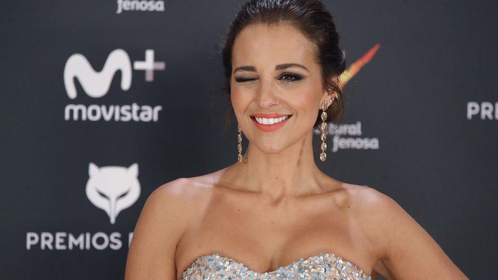 .La actriz Paula Echevarría