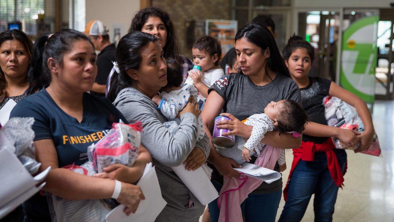 .Inmigrantes en Texas