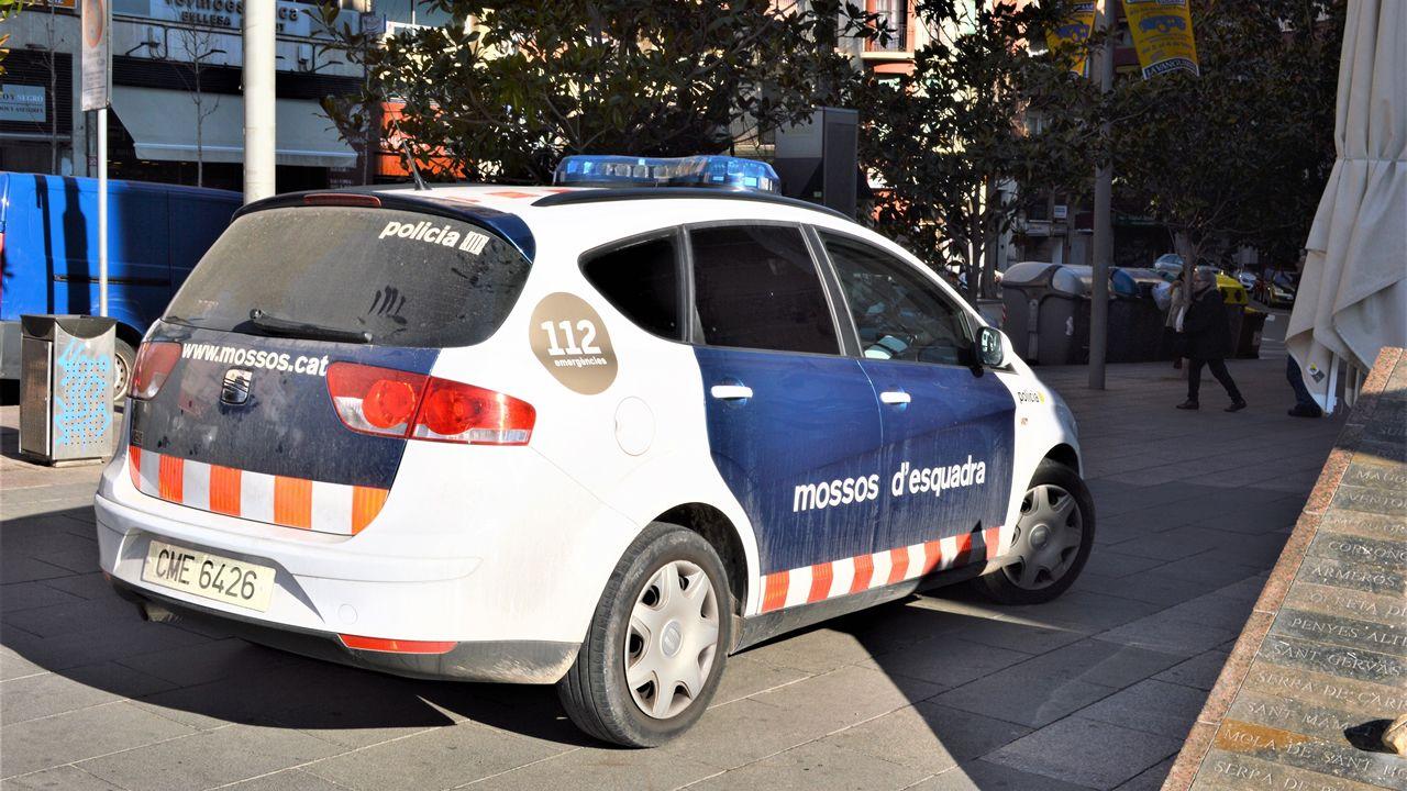 Los investigadores creen que la niña asesinada en Vilanova se defendió de un intento de agresión sexual