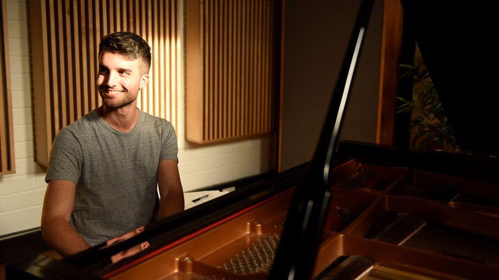 Casal actuará en el Southbank Centre de Londres en marzo del 2019 con motivo del Día del Piano.