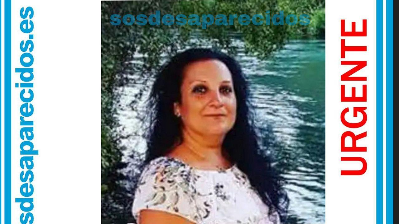 María Josefa Carnerero desapareció el pasado sábado