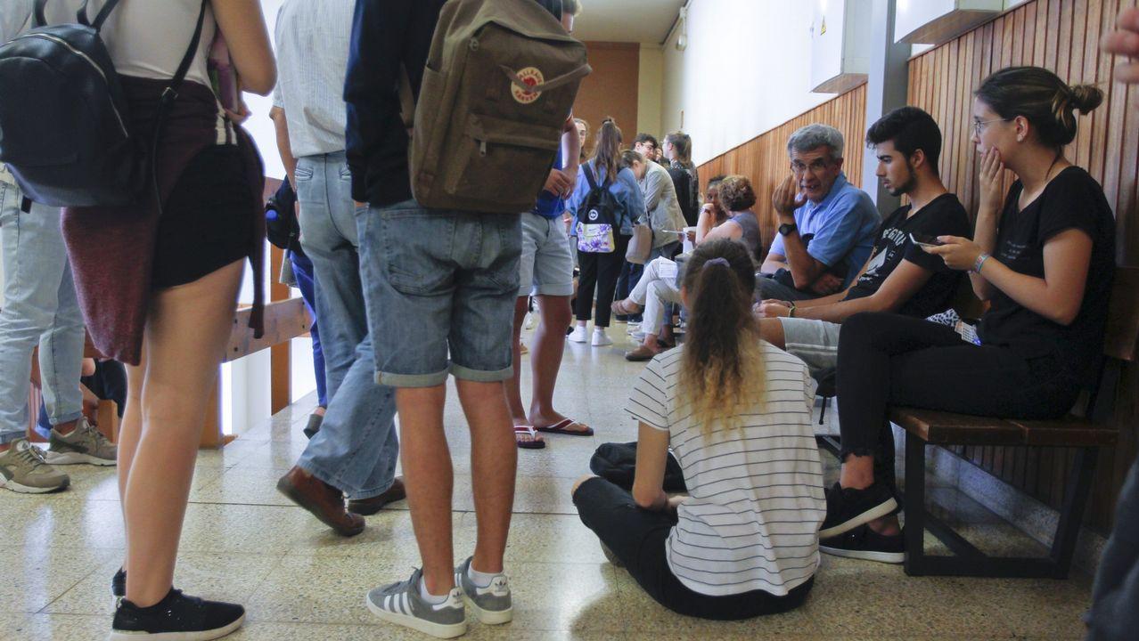 Los alumnos de Asturias en las pruebas de selectividad