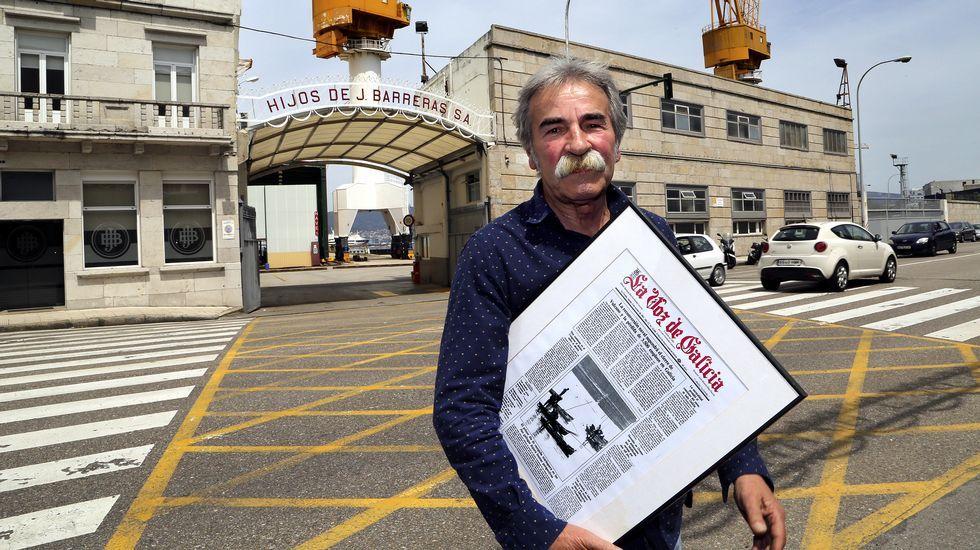 «La fuerte actividad sindical evitó el cierre de vulcano hace 34 años».