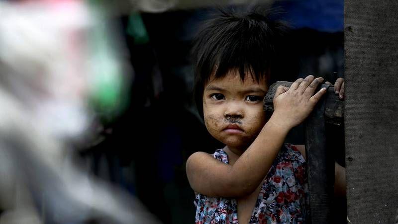 Un tifón que amenaza Filipinas.Inundaciones en Filipinas