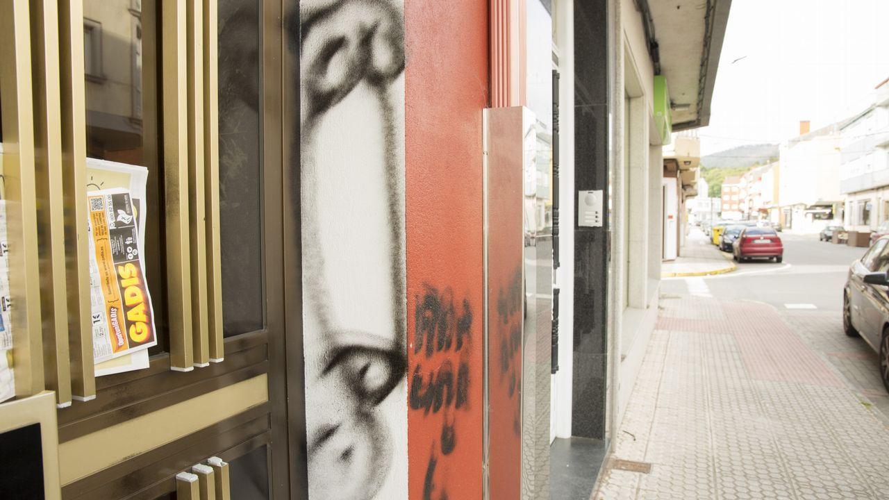 ¡Búscate y observa el buen ambiente que hubo el sábado en la Pedestre de Zas!.Goretti Sanmartín, na primeira xornada do Simposio Pondaliano