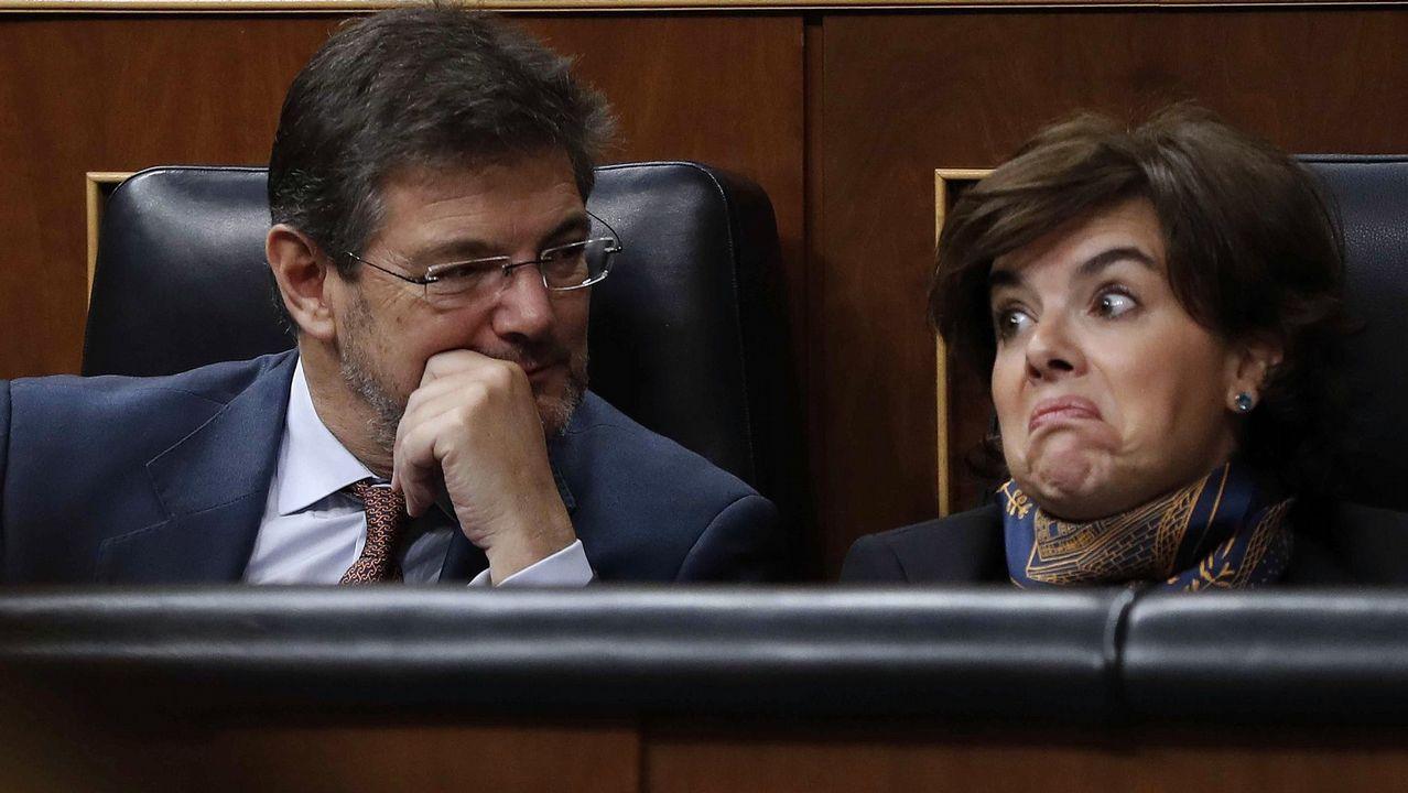 Rajoy y Sánchez se enzarzan al hablar sobre pensiones