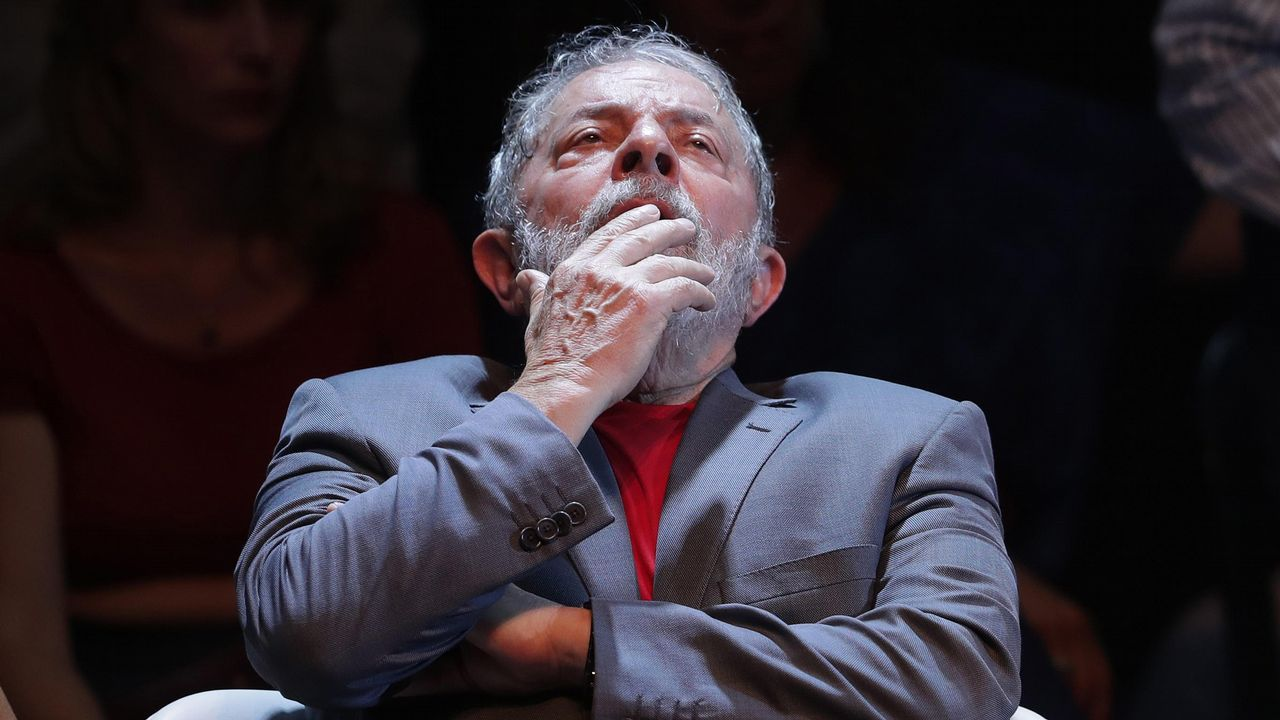 Luiz Inácio Lula da Silva cumple condena por otro caso de corrupción