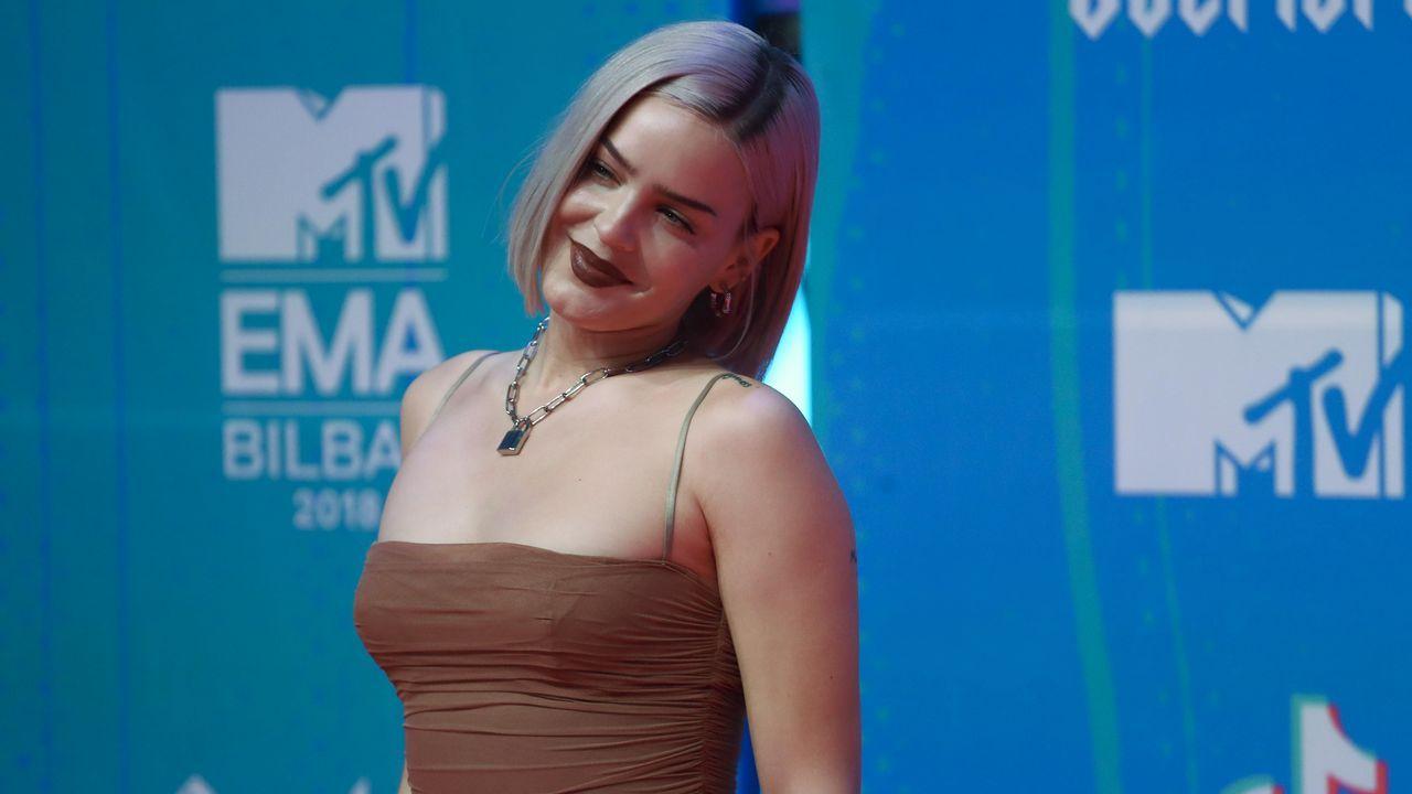 La cantante Anne-Marie